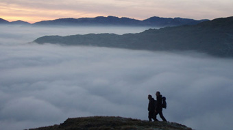 Guided walking holiday in the Lake District