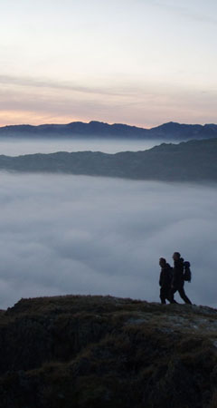 Guided walks and Navigation Skills Lake District